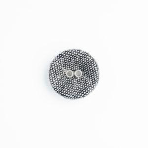 ハイリネン ハトメ 穴あき くるみボタン